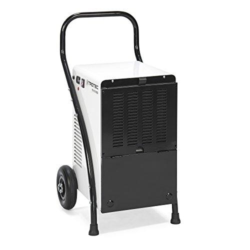 TROTEC Luftentfeuchter TTK 170 ECO (max. 52l/Tag), geeignet für Innenräume bis 37 m³ / 15 m²