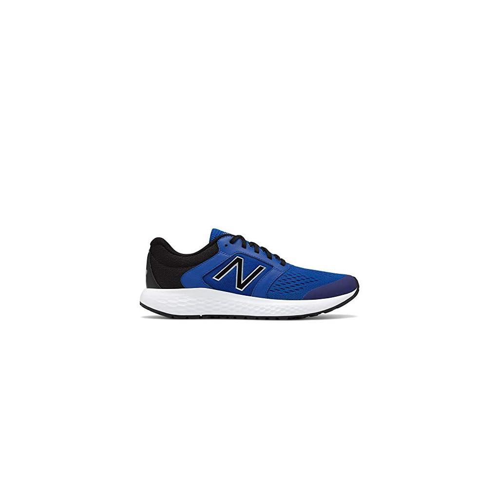 New Balance Men's 520v5 Running Shoes – Blue, 9.5 UK
