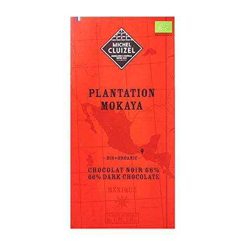 Michel Cluizel Mokaya Dark Chocolate Bar - Plantagen Dunkle Schokolade