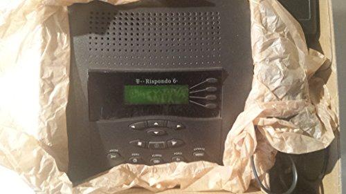 Telekom Rispondo 6 analoger Anrufbeantworter