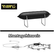 Black Cat Dead Float Unterwasserpose , U-posen zum Wallerangeln, Welsangeln mit totem Köderfisch, Unterwsserposen für Welsmontage & Wallervorfach