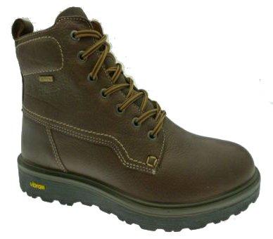 Grisport uomo peebles da trekking ed escursionismo, marrone (brown), 40