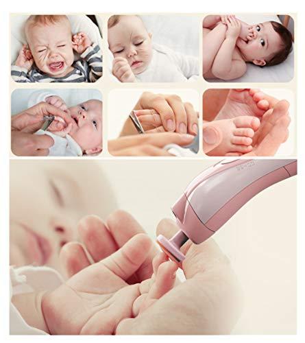 anti-carne tijeras de uñas tijeras de uñas del Bebé del Bebé eléctrica pulidor de uñas recién nacido tijeras de uñas para bebés
