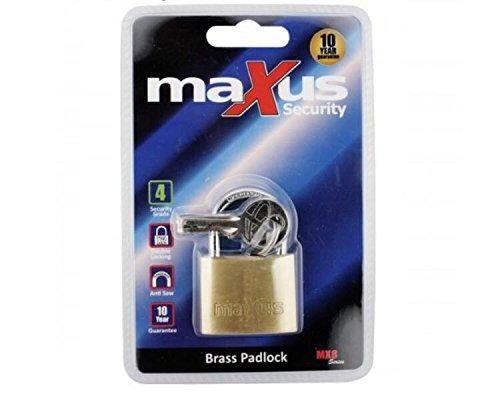 Maxus Sicherheit Vorhängeschloss-25mm