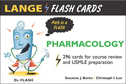 Lange Flash Cards: Pharmacology (Pharmakologie-flash-karten)