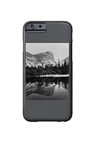 Yosemite National Park, Mirror Lake (iPhone 6 Cell Phone Case, Slim Barely There) - Mirror Lake Yosemite National Park