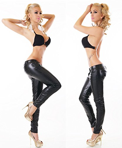 Fashion -  Jeans  - Donna Nero