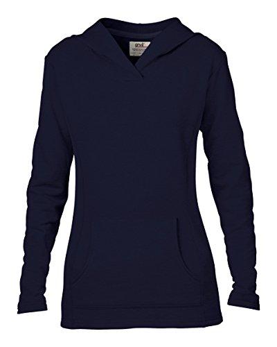 Enclume 72500l Femme French Terry Sweat à capuche pour femme Bleu - Bleu marine