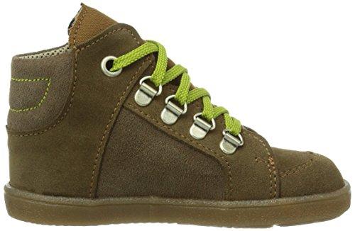 Däumling  Polly, Chaussures souple pour bébé (garçon) Marron - Braun (Turino timo)