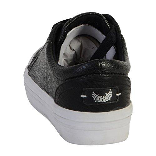 Basket Kaporal Flex Noir Noir