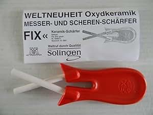 Solingen FIX Aiguiseur pour couteaux en céramique 16 cm