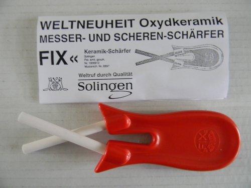 FIX Messerschärfer Keramik Taschenschärfer Solingen, 16 cm