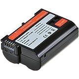 Jupio CNI0020 Batterie pour Nikon EN-EL15 Noir