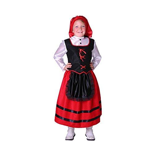 Hirten-Kostüm für Mädchen - 0 bis 3 Jahre (Hirten Kostüm 2 3 Jahre)