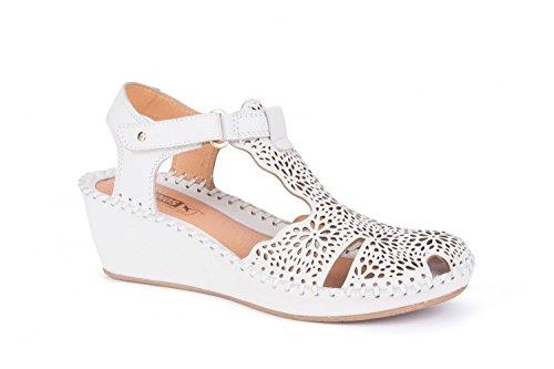 Pikolinos 943-0985 Margarita sandales mode femme Weiß