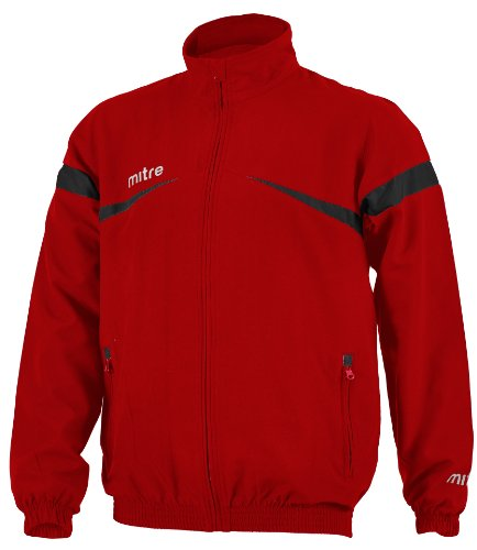 mitre-polarize-kinder-fuaball-trackjacke-10-jahre-rot-rot-schwarz-weiss