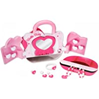 Hello Kitty Smoby playground with slide swing carousel figures