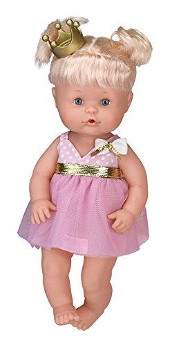 Nenuco - Princess Cuca, muñeca con falda rosa (Famosa 700012645A)