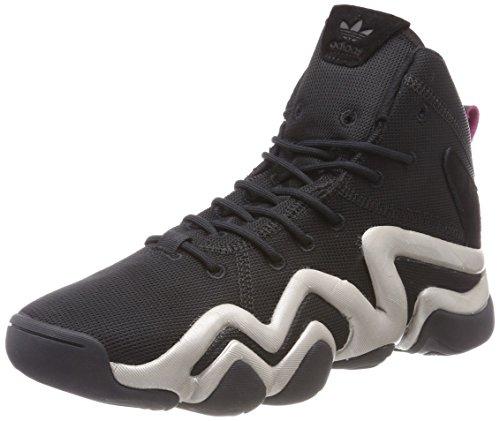 purchase cheap 86fa9 69873 Adidas Crazy 8 ADV W, Zapatillas de Deporte para Mujer, Negro NegbasMetpla