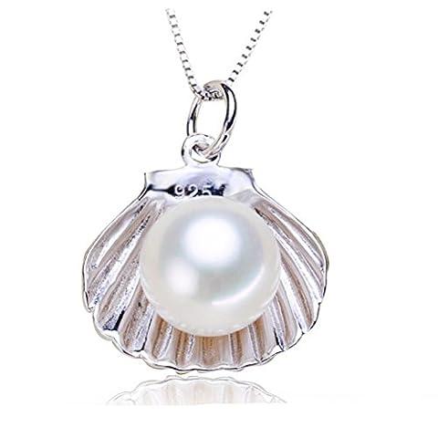 XUHUZI Jewelry Imitation Pearl Pendant Necklace Fashion Woman ,
