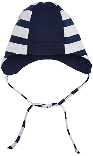 Sterntaler Baby-Jungen Mütze Blau (Marine 300)