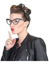 b579573ed1ac Suchergebnis auf Amazon.de für: Rockabilly - Brillen, Sonnenbrillen ...