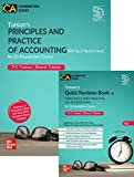 Tulsian's Principles and Practice of Accounting for CA Foundation Course with Quick Revision Book