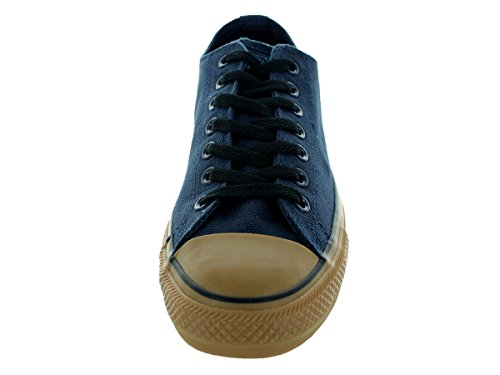Converse - Chuck Taylor All Star Canvas Ox Gum Bottom Chaussures Navy/Gum