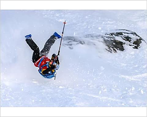 Photographic Print Of Ski-Snowboard-Freeride-Xtreme-World