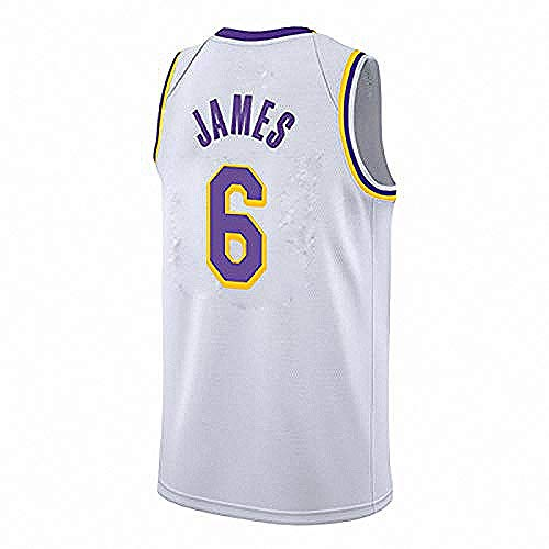 MS-QY Jersey Balones No.6 Lebron James Jersey Jerseys