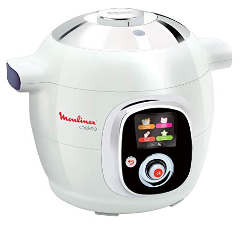 Moulinex CE704110 Multicuiseur Intelligent Cookeo 6L 7...