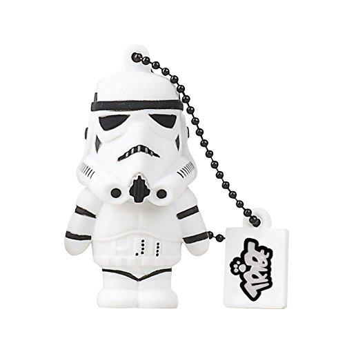 Tribe Disney Star Wars Stormtrooper Chiavetta USB da 16 GB