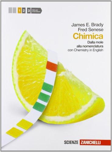 Chimica. Con Chemistry in english. Per le scuole superiori. Con espansione online: 1