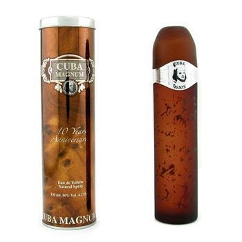 Cuba Magnum Black Eau De Toilette Spray 125ml/4.2oz - Parfum Herren -