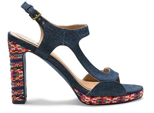 Desigual Schuhe - Shoes_Marilyn Ethnic Denim 18SSSD02 Kollektion 2018 (41)