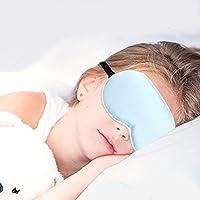 Seide Augenmaske Super Soft Schlafmaske Beste Schlafaugenmaske Augenbinde für Kinder preisvergleich bei billige-tabletten.eu