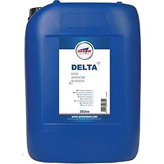 Arrow Chemicals BVA100-20 Delta Rapid Separation Degreaser, 20 L