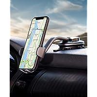 AUKEY Porta Cellulare Auto Cruscotto Supporto Smartphone per Auto Compatibile con iPhone 11/11 PRO/XS Max / 8/7, Google Pixel 3 XL, Samsung Galaxy S10+ E Altri