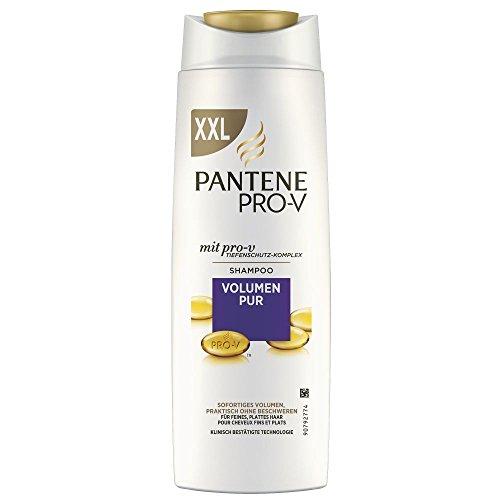 Pantene Pro-V Shampoo VolumenPur für feines, plattes Haar, 3er Pack (3 x 500 ml)