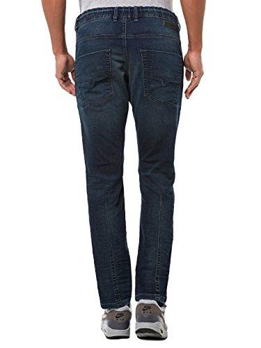 DIESEL Krooley-Ne 0666V Sweat Jeans Blau