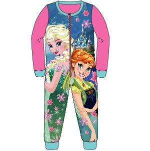 Disney Frozen 'Princess' Fleece 100% Polyester Jumpsuit