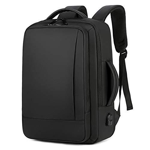 WMYQQLX Rucksack Business Laptop Rucksack Herren Herren 15.6 Notebook Rucksäcke Smart USB Charging Work Back Packs Mode Outdoor Reise Geschenk Taschen, Blau - Pack Geschenk-tasche