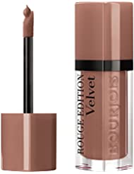 Bourjois Rouge Edition Velvet Matte Lipstick, Number 17 Cool Brown