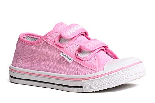 Mädchen sneaker rosa gelb blau,Mädchen Turnschuhe Halbschuhe größe 25 28 29 30 Rosa