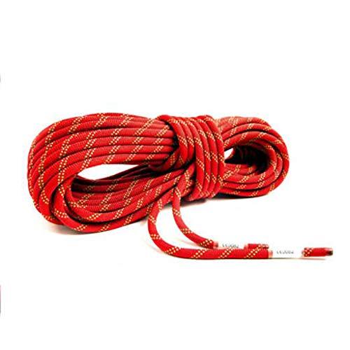 MLMHLMR Statisches Seil des Kletterseils Seiltropfenseil Nylon 9/10 / 10.5mm Durchmesser Kletterseil (Size : 10mm 10m)