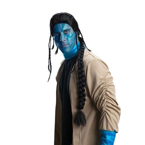 ar - Perücke Jake Sully (Sully Für Erwachsene Halloween-kostüm)