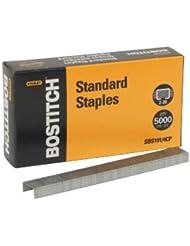 Bostitch sbs191/4cp agrafe pour 6ft/B440/Série B650/Collants '/B3000/B3100/b5000Quantité par lot de 5000agrafes Épaisseur 12x 6mm