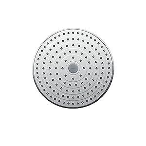 Hansgrohe 26467400 Raindance Select S 240 ducha de techo, 2 tipos de chorro, blanco/cromo