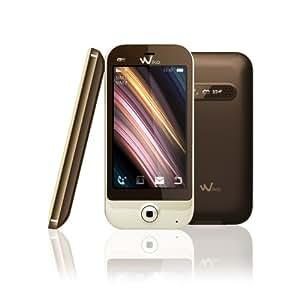 Wiko Kawa Téléphone Portable GPRS/EDGE Bluetooth Wifi Beige