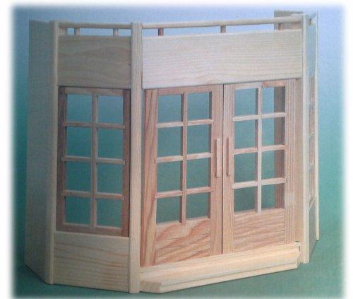 Rülke Holzspielzeug 23126 - Giardino d'inverno